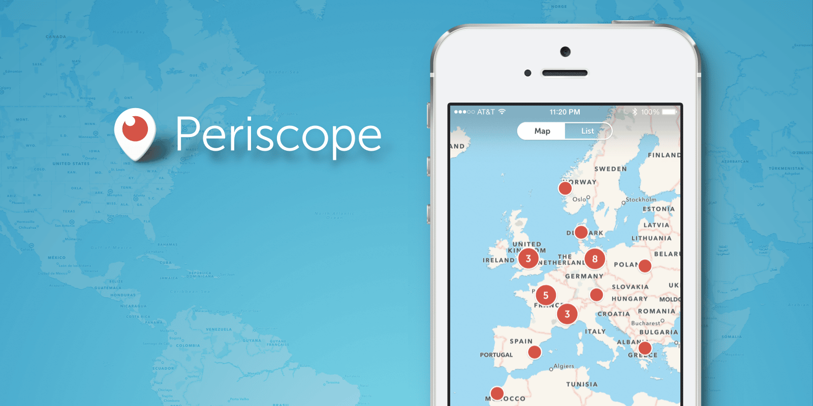 periscope menage
