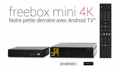 Freebox mini 4K, la nouvelle box de Free enfin dévoilée