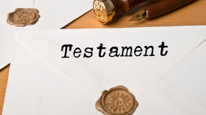 Testament : pourquoi il est important de le rédiger?